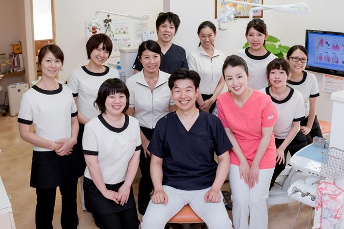 歯科医師としてステップアップできる、地域密着のクリニックです