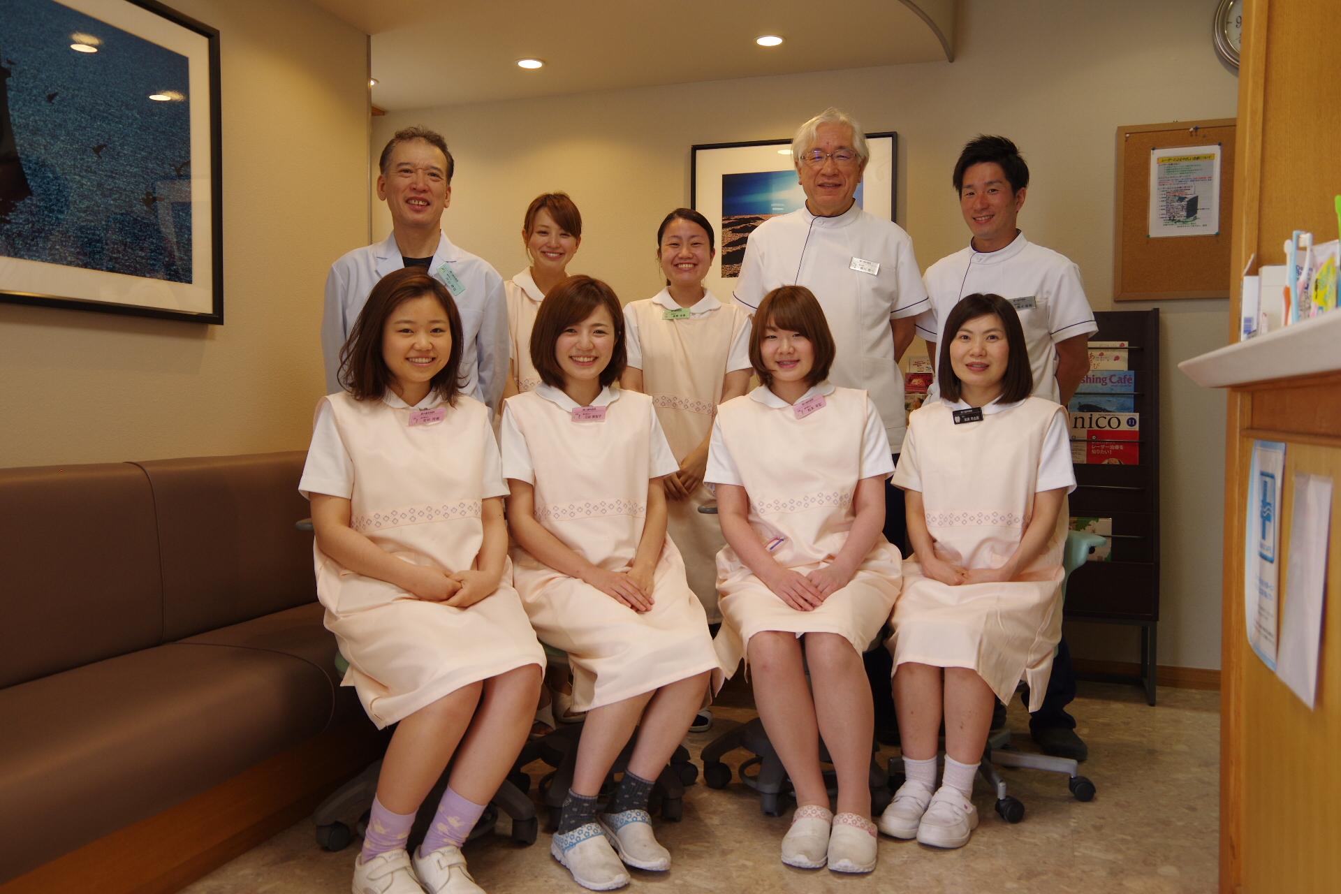 一緒に成長していける歯科衛生士さん募集!岡山駅から徒歩3分!