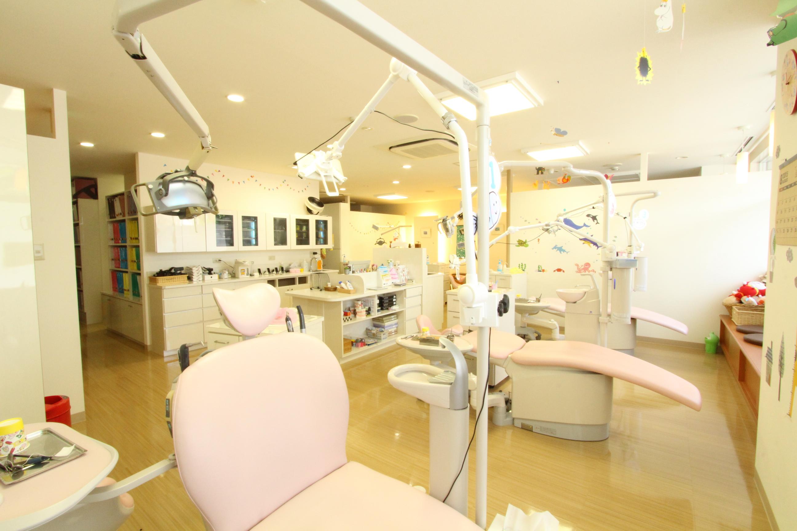 小児・矯正治療を専門としているアットホームな歯科医院で一緒に衛生士としてのやりがいを感じませんか?