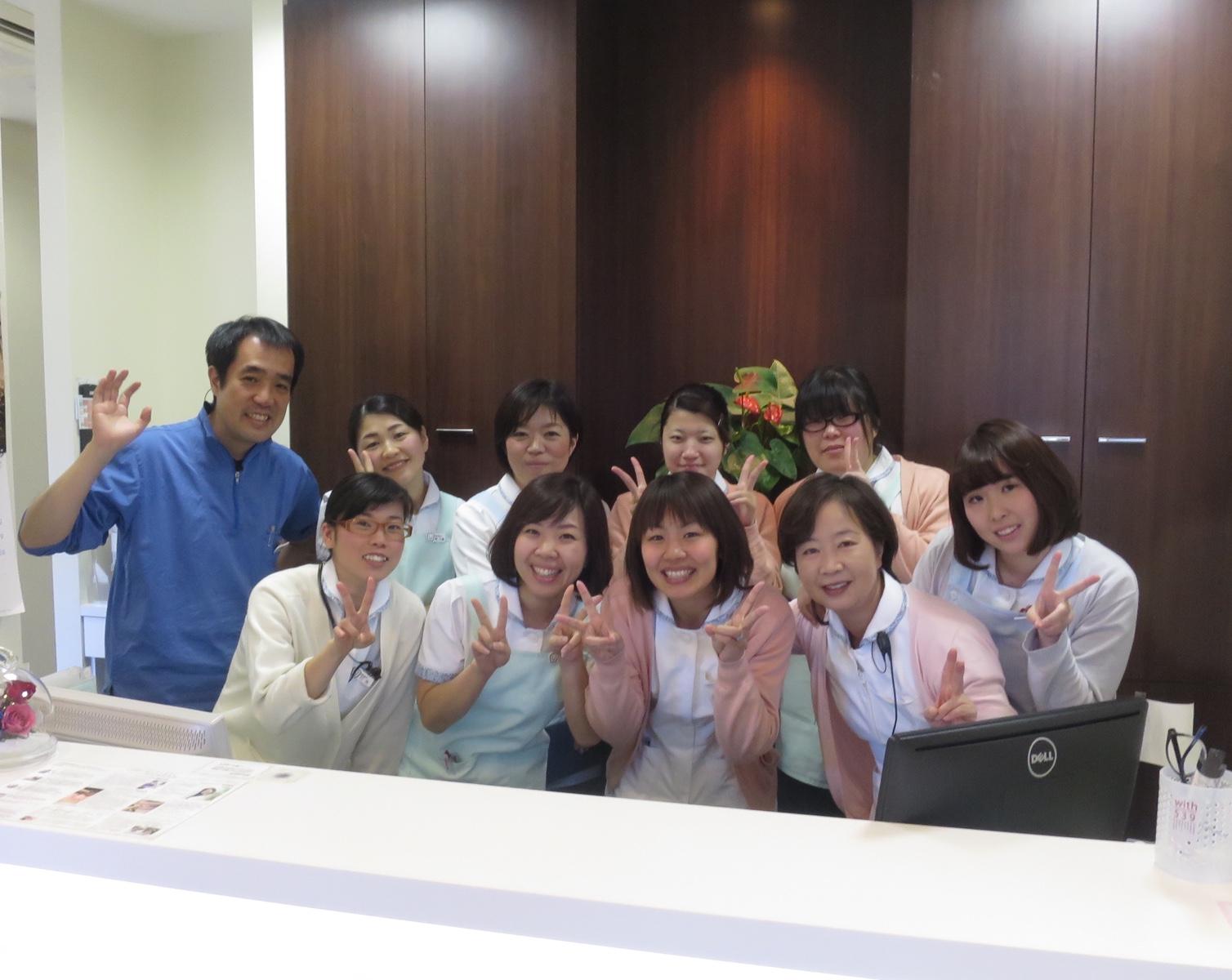 【担当制】でメンテナンスの患者さんが多く予防歯科に力を入れている、地域密着の歯科医院です!
